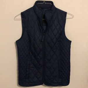 Talbots Quilted Vest